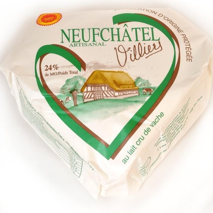 Grand cœur de Neufchâtel 600g