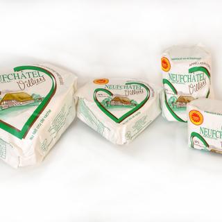 Fromagerie Villiers - Villiers - Le packaging de nos fromages